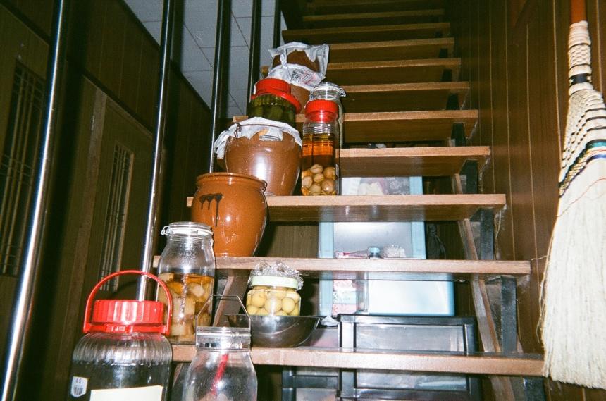 高橋さんの趣味、保存食づくり