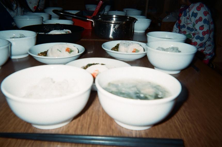 高橋さんのお昼ご飯(こども園の給食)