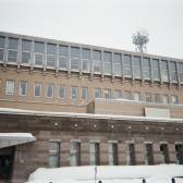 函館にある渡島支庁舎