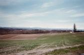 美瑛の丘からの眺め
