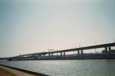 荒川に架かる橋