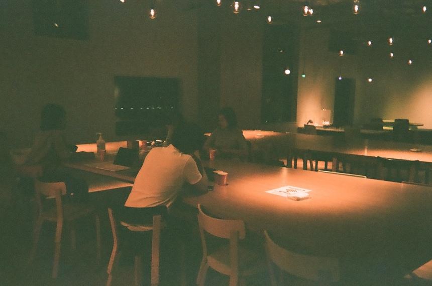 キラリスでの勉強会
