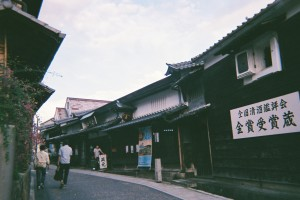 中津川の酒蔵