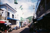 タイのリゾート地